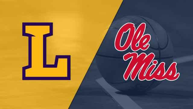 Lipscomb vs. Ole Miss (W Basketball)