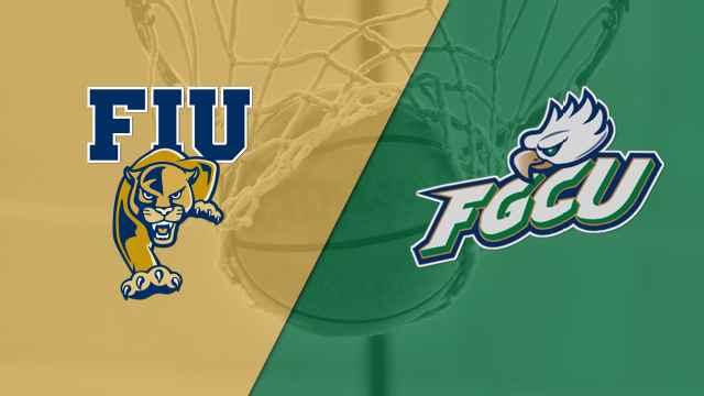 Florida International vs. Florida Gulf Coast (W Basketball)