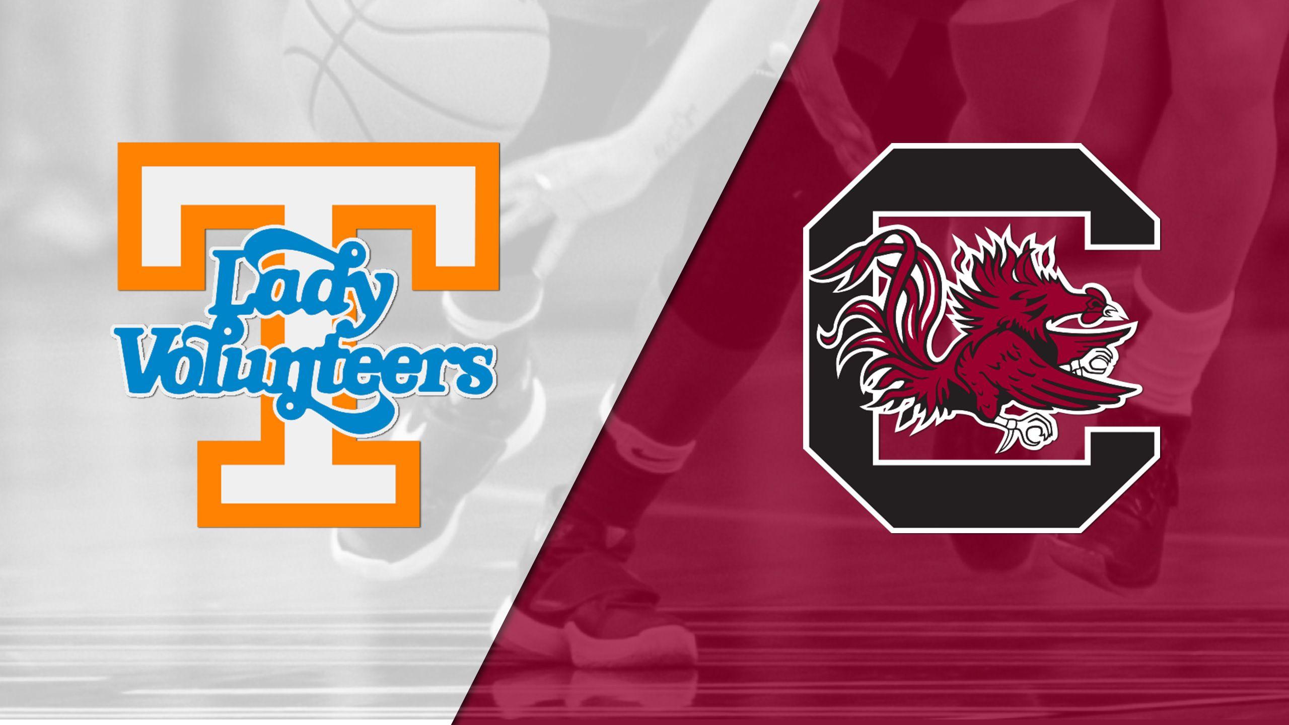 Tennessee vs. #4 South Carolina (W Basketball)