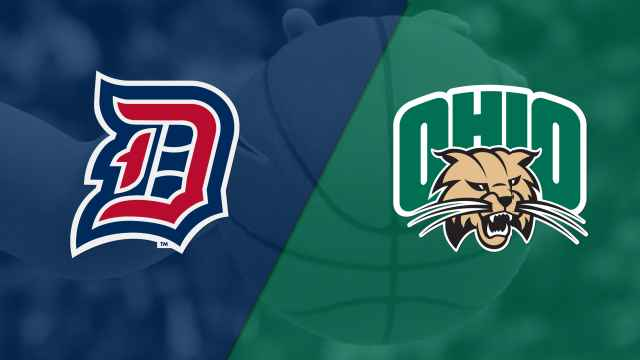 Duquesne vs. Ohio (W Basketball)