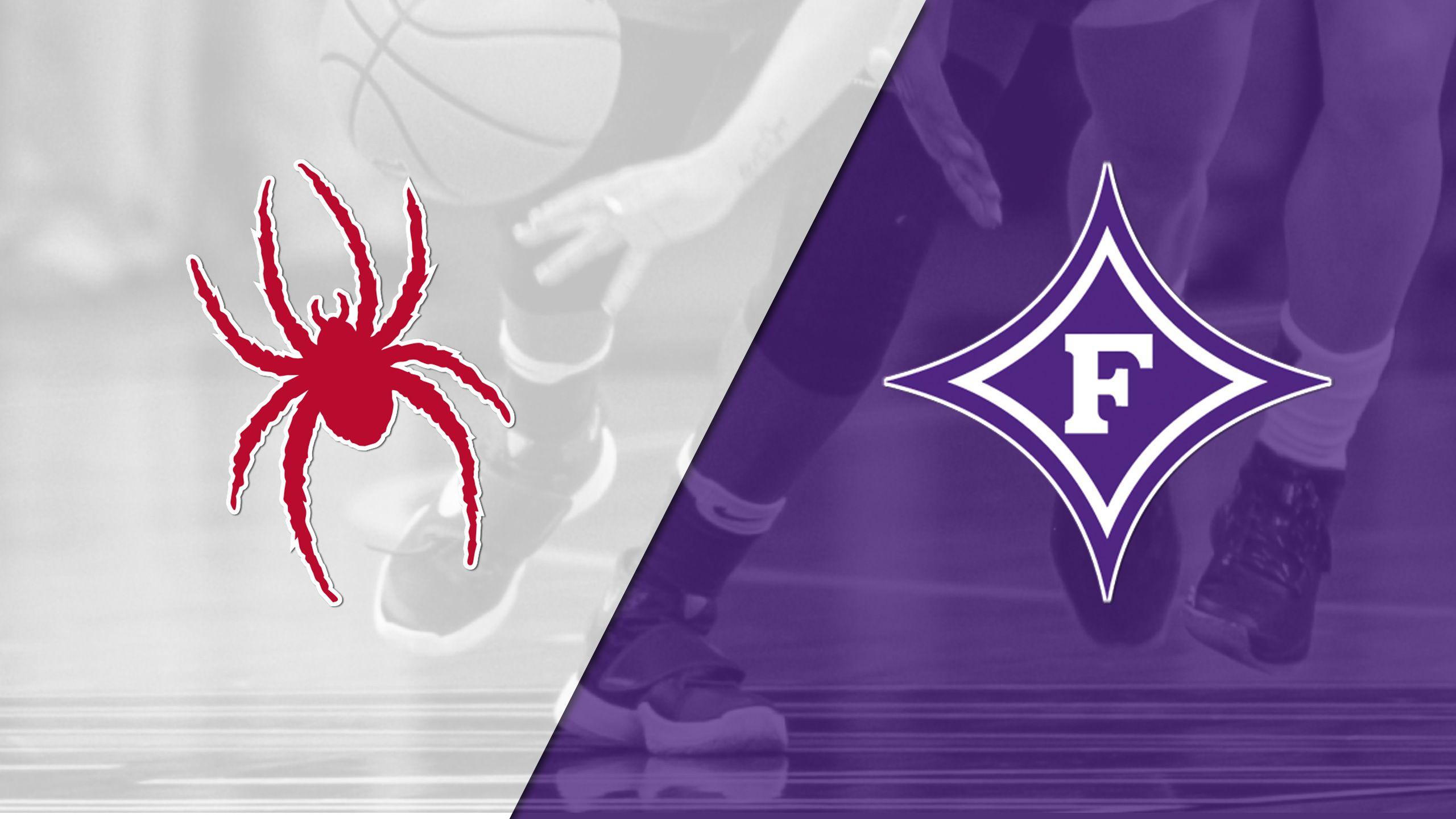 Richmond vs. Furman (W Basketball)