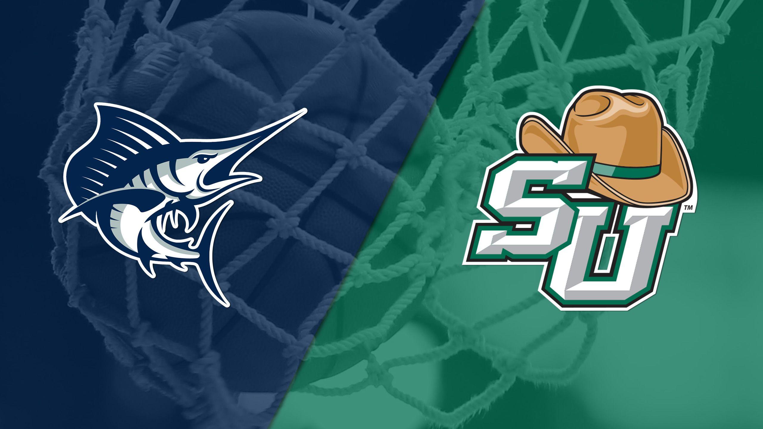 Palm Beach Atlantic vs. Stetson (W Basketball)