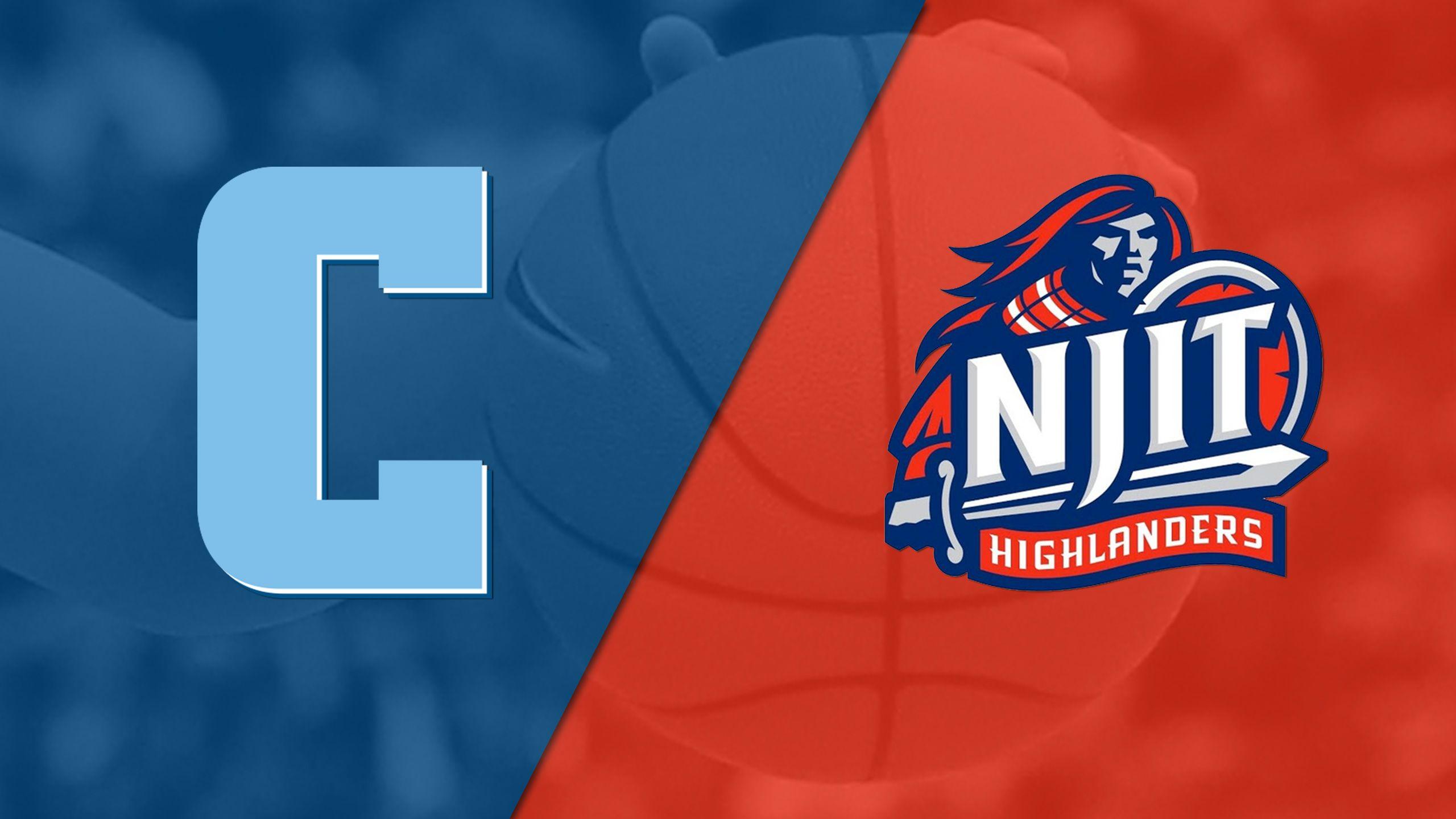 Columbia vs. NJIT (W Basketball)
