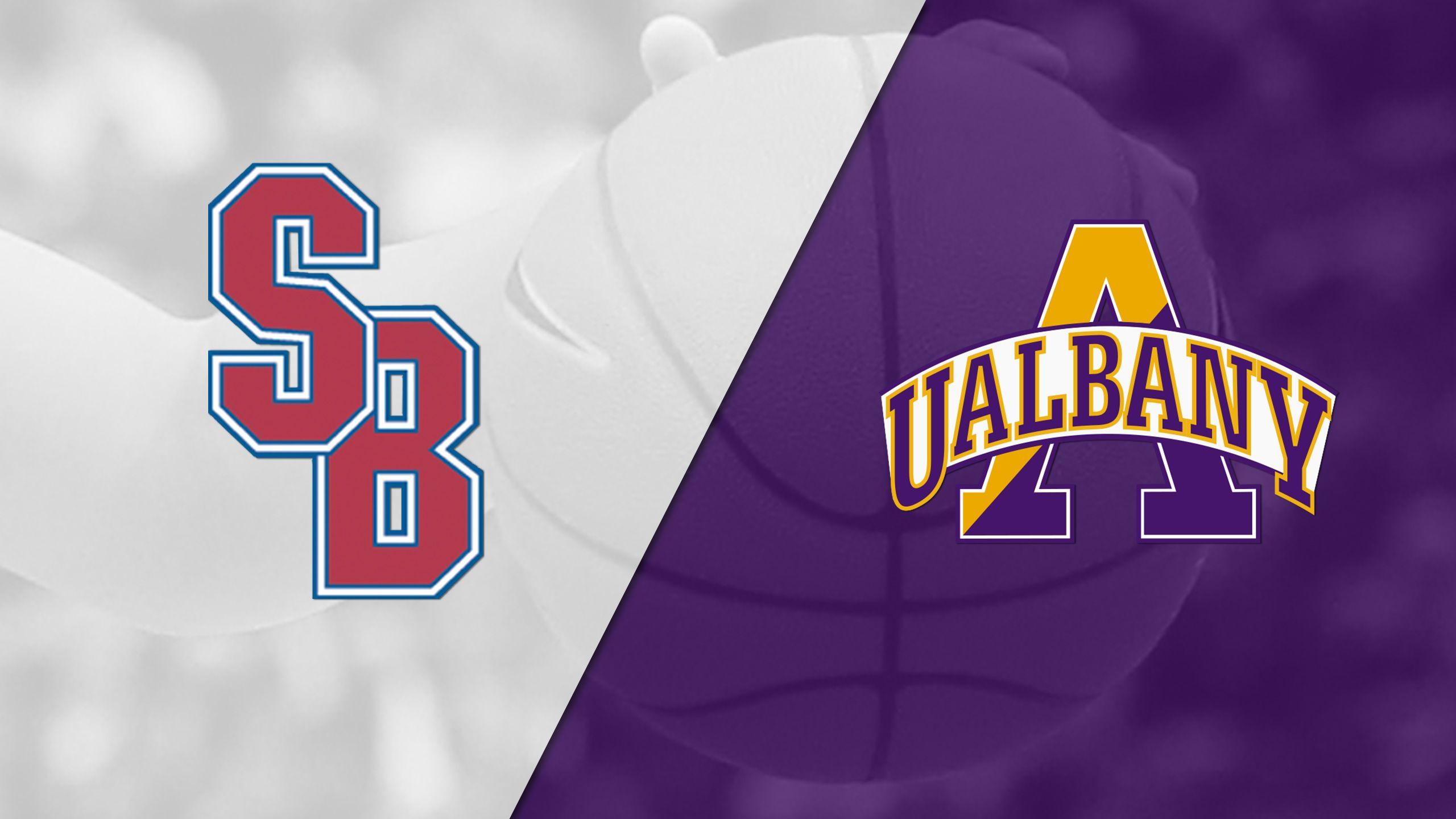 Stony Brook vs. Albany (W Basketball)