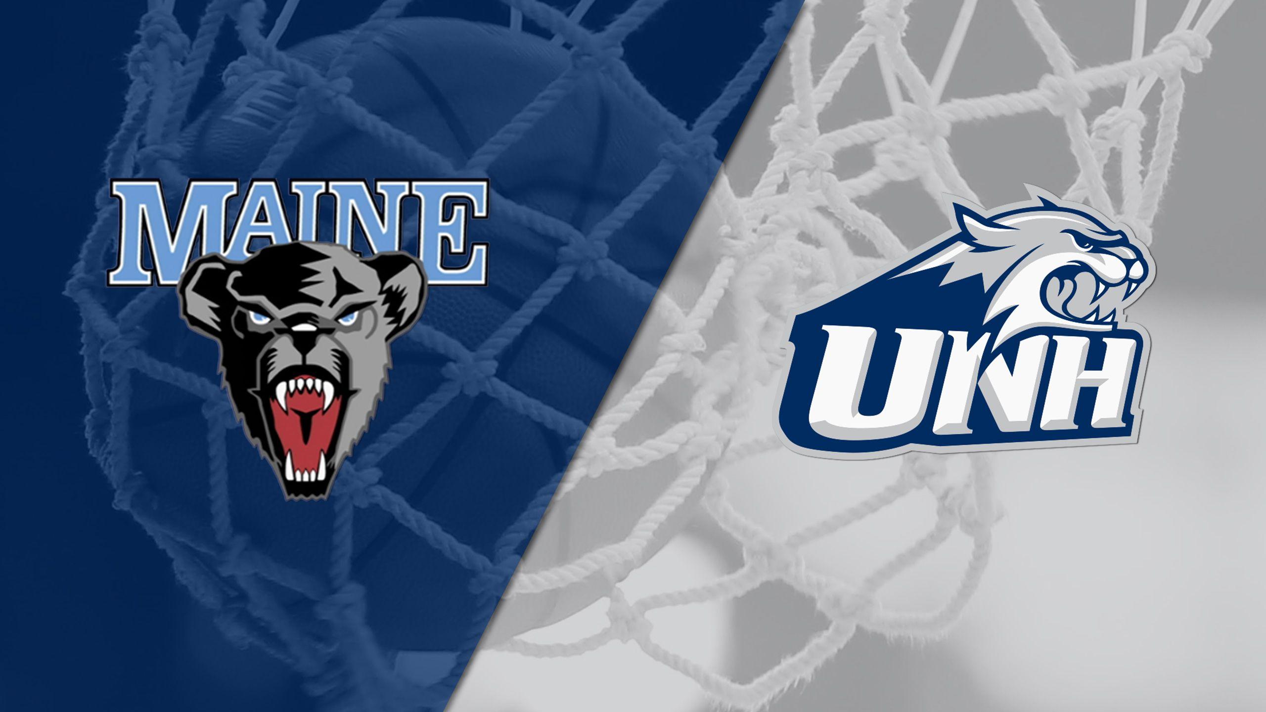 Maine vs. New Hampshire (W Basketball)