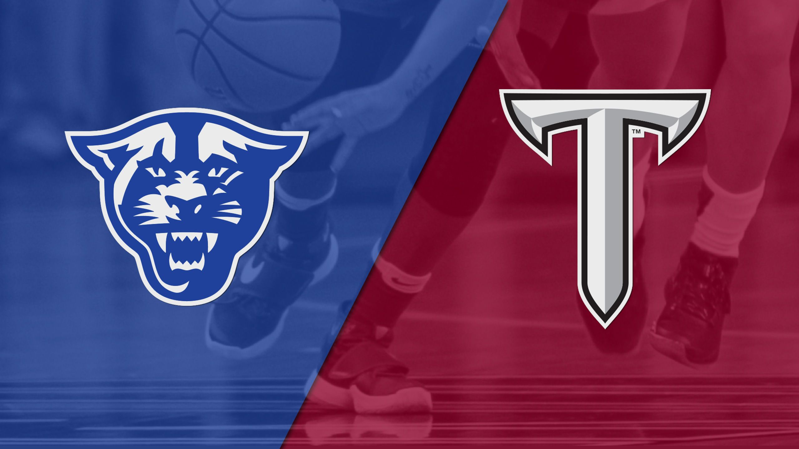 Georgia State vs. Troy (W Basketball)