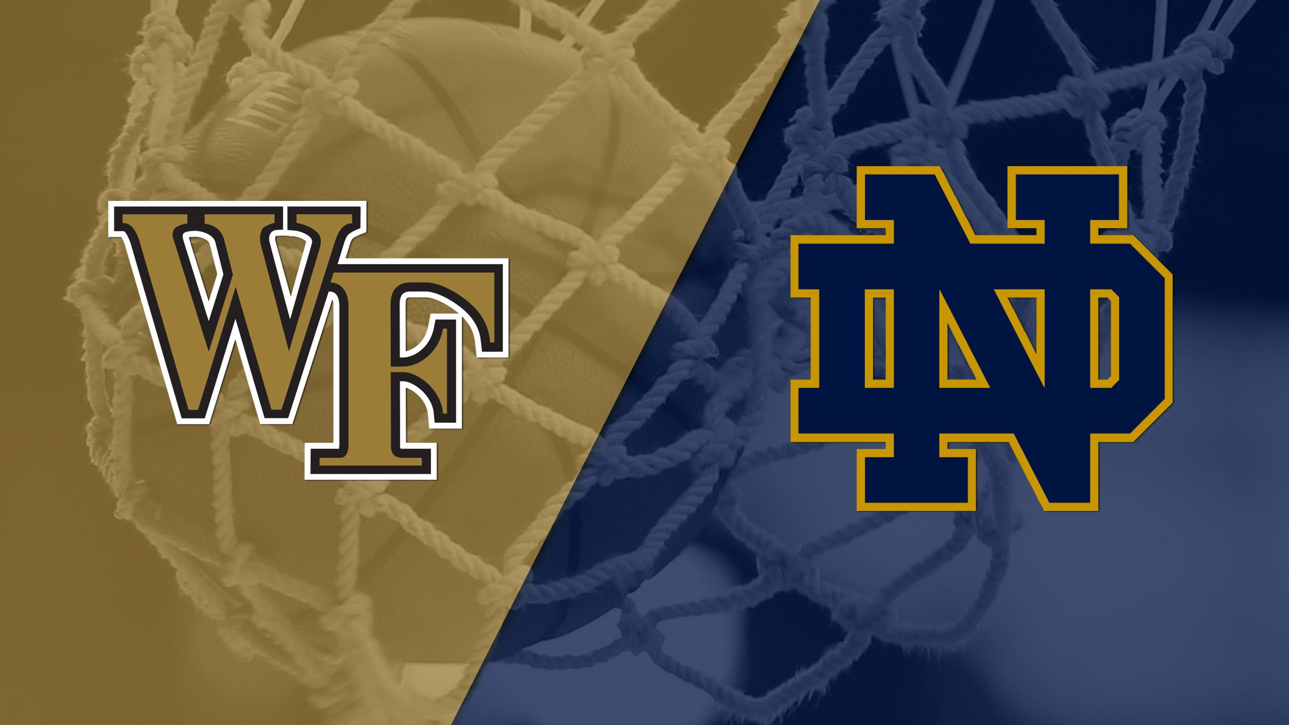 Wake Forest vs. #7 Notre Dame (W Basketball)