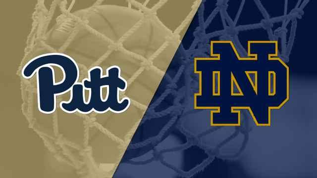 Pittsburgh vs. #6 Notre Dame (W Basketball)