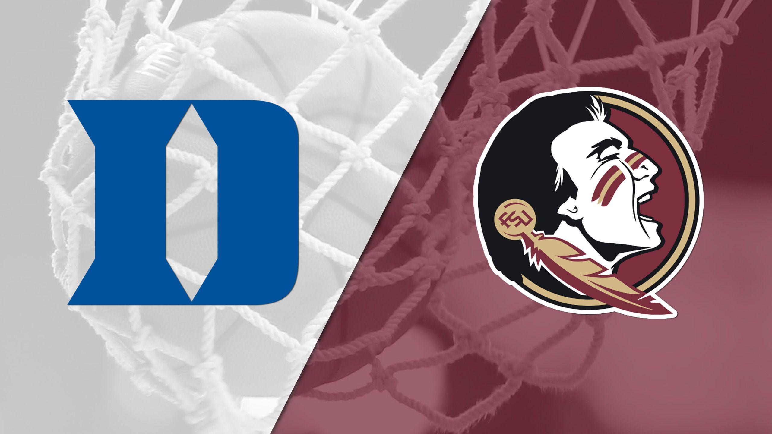 #13 Duke vs. #6 Florida State (W Basketball)
