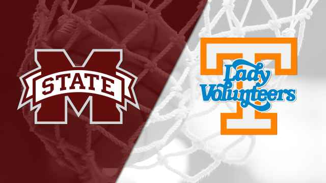 #4 Mississippi State vs. Tennessee (W Basketball)