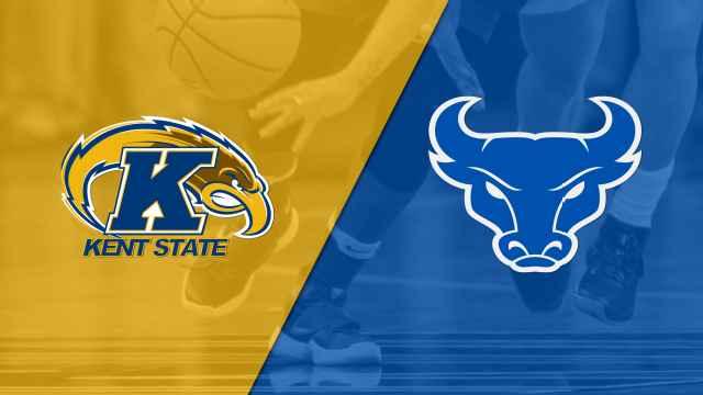 Kent State vs. Buffalo (W Basketball)