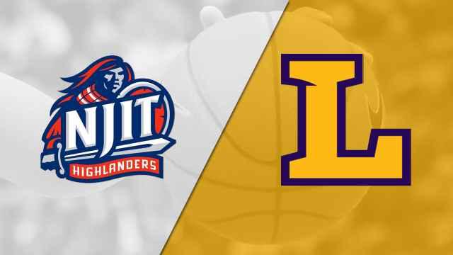 NJIT vs. Lipscomb (W Basketball)
