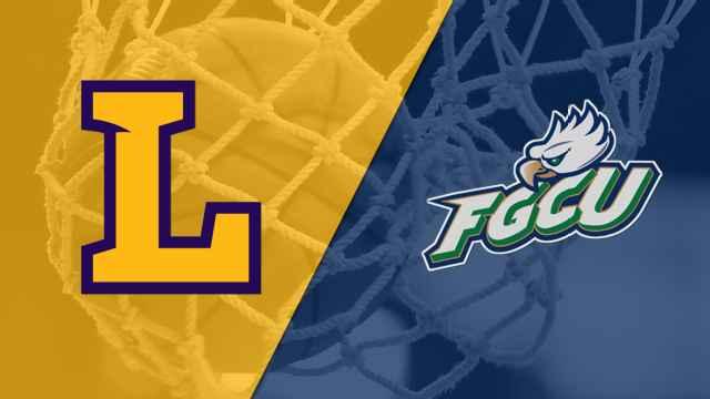 Lipscomb vs. Florida Gulf Coast (W Basketball)
