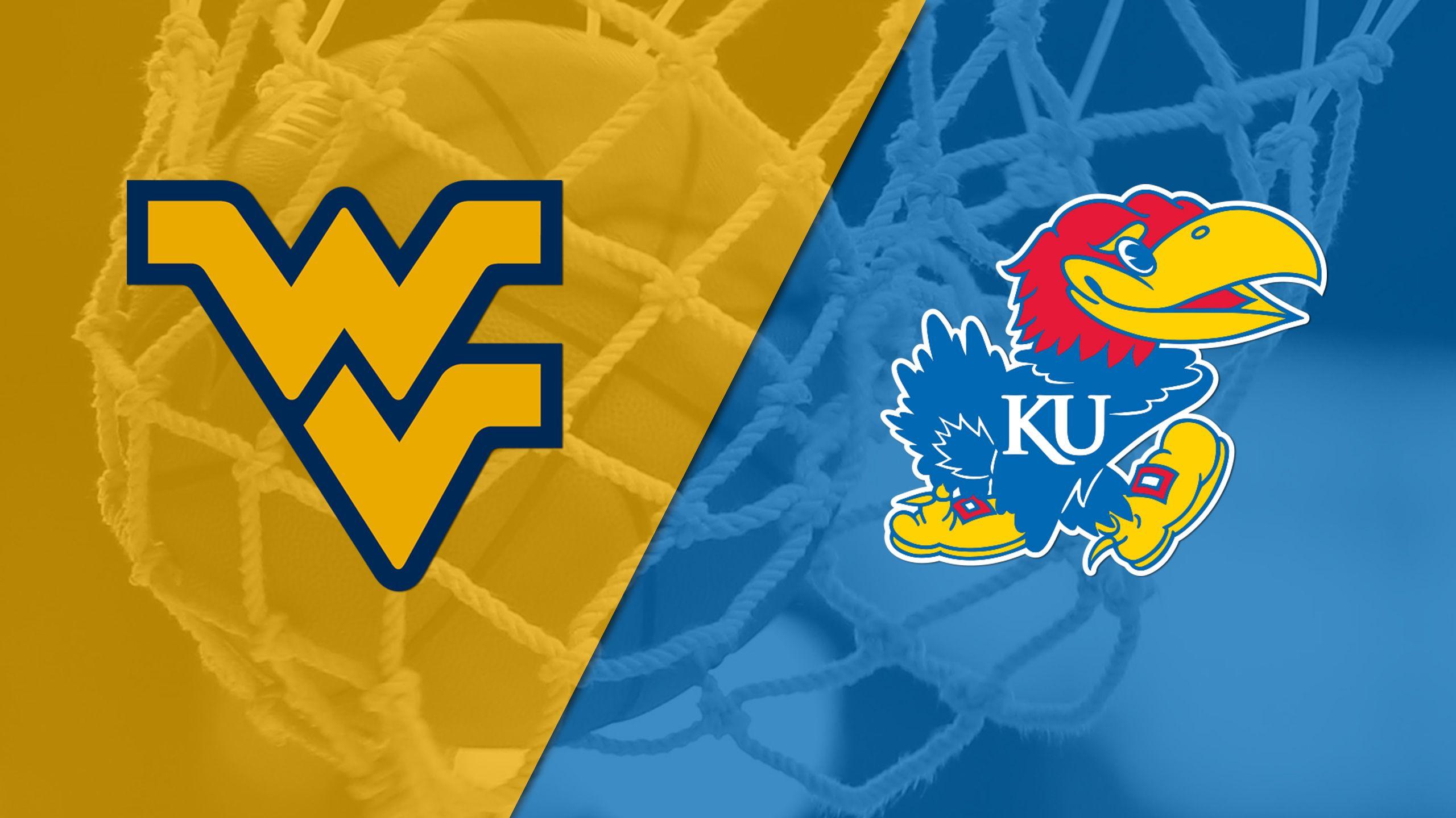 #24 West Virginia vs. Kansas (W Basketball)