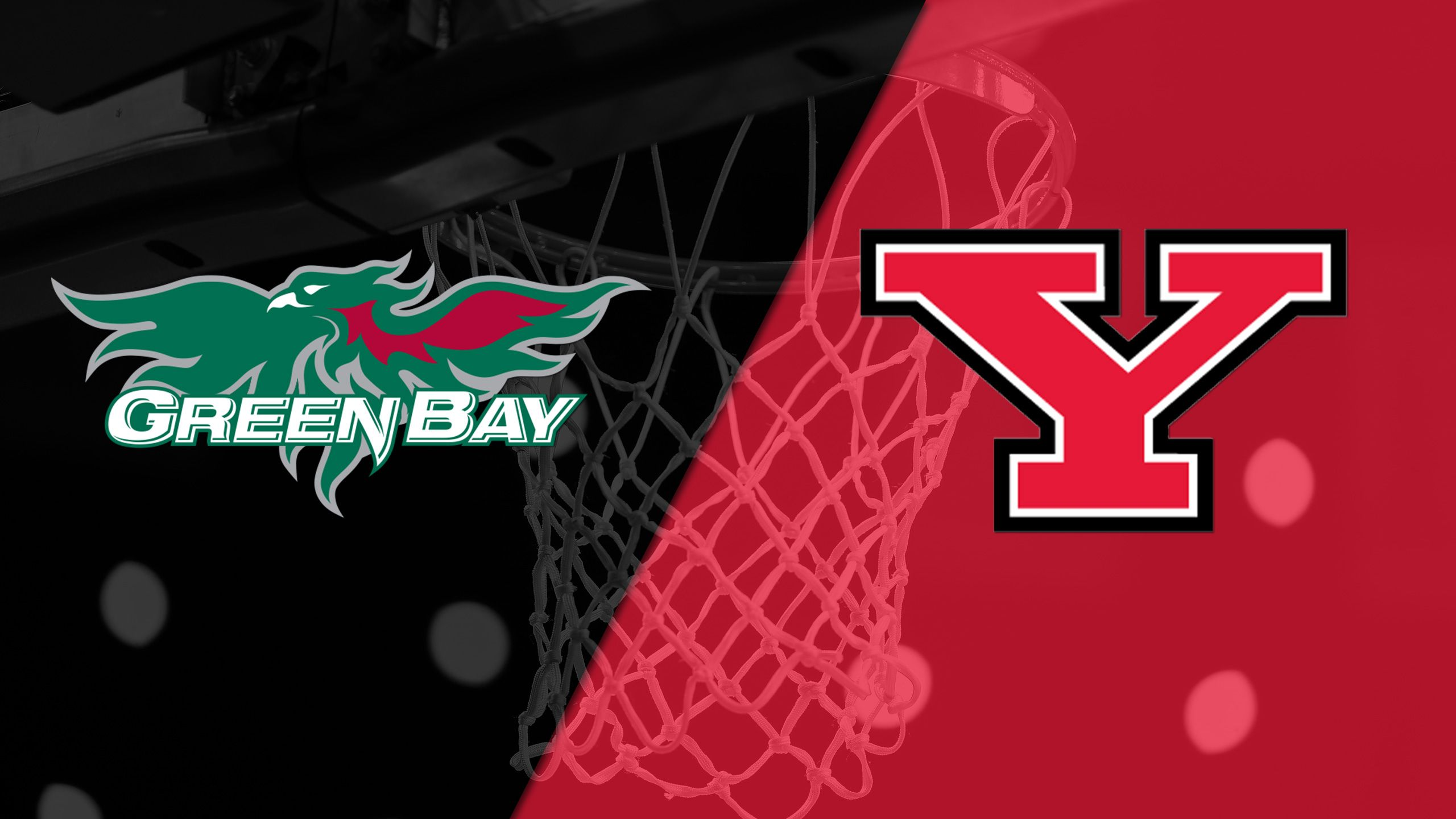 #24 Green Bay vs. Youngstown State (W Basketball)