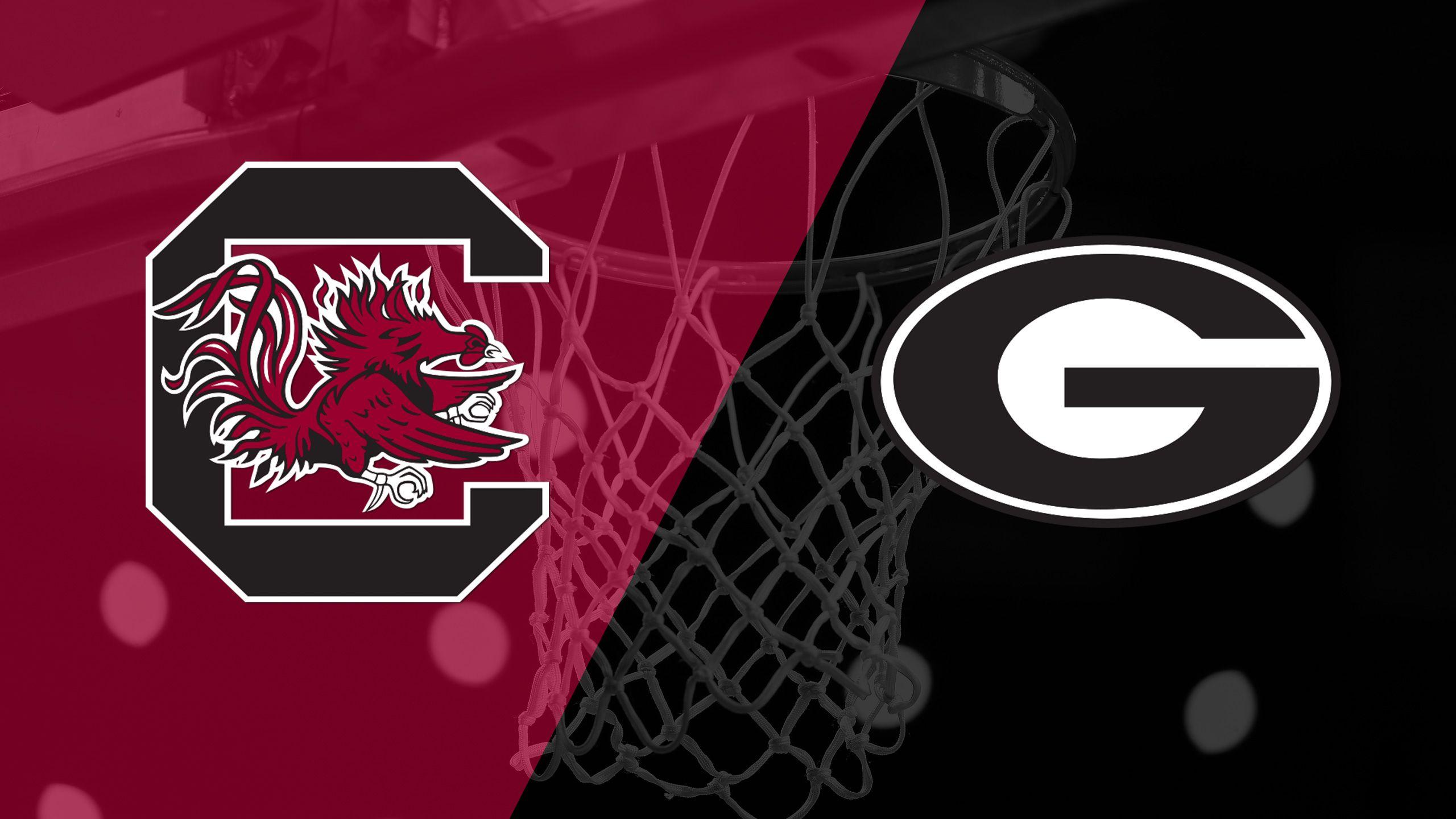 #5 South Carolina vs. Georgia (W Basketball)