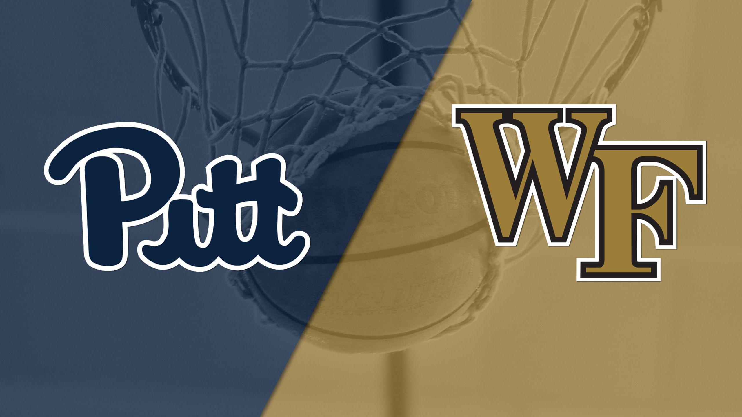 Pittsburgh vs. Wake Forest (W Basketball)