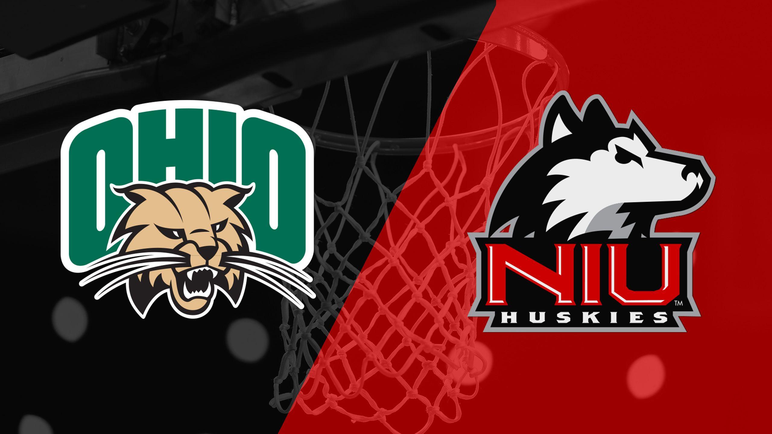 Ohio vs. Northern Illinois (Quarterfinal #2) (MAC Women's Tournament)
