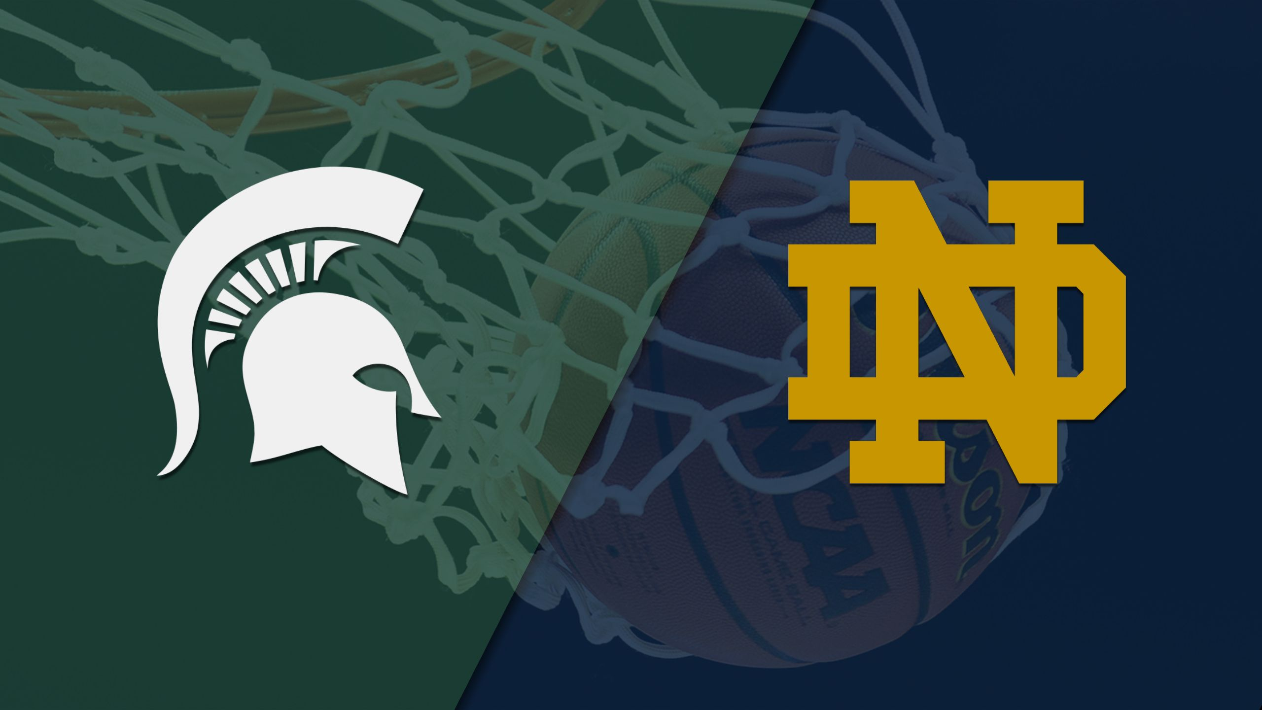 Michigan State vs. #3 Notre Dame (W Basketball)