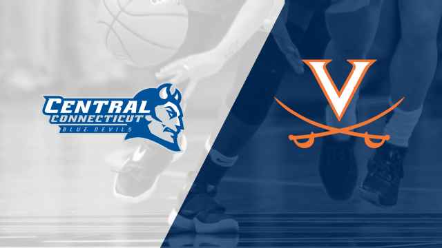 Central Connecticut vs. Virginia (W Basketball)