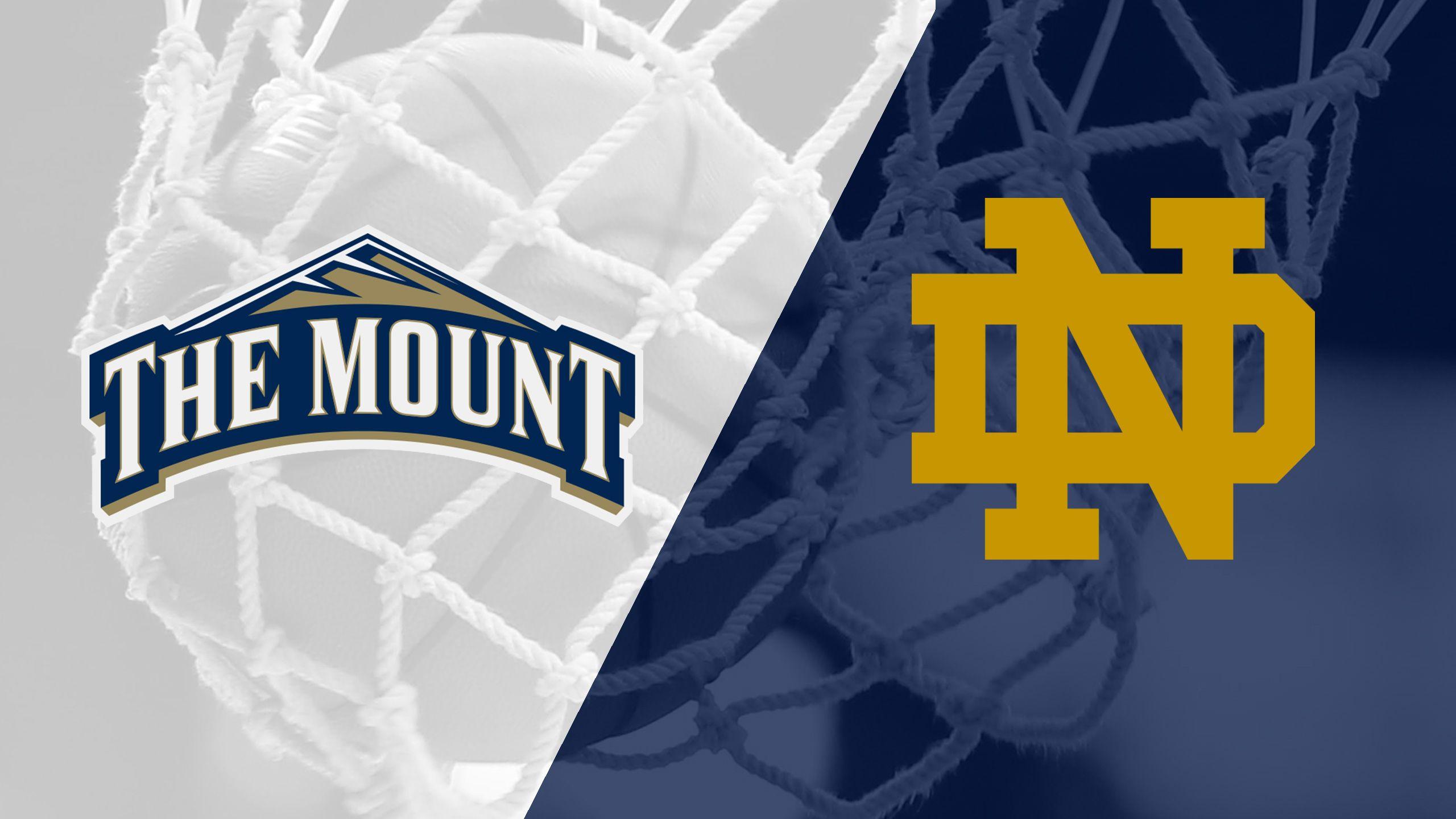 Mt. St. Mary's vs. #6 Notre Dame (W Basketball)