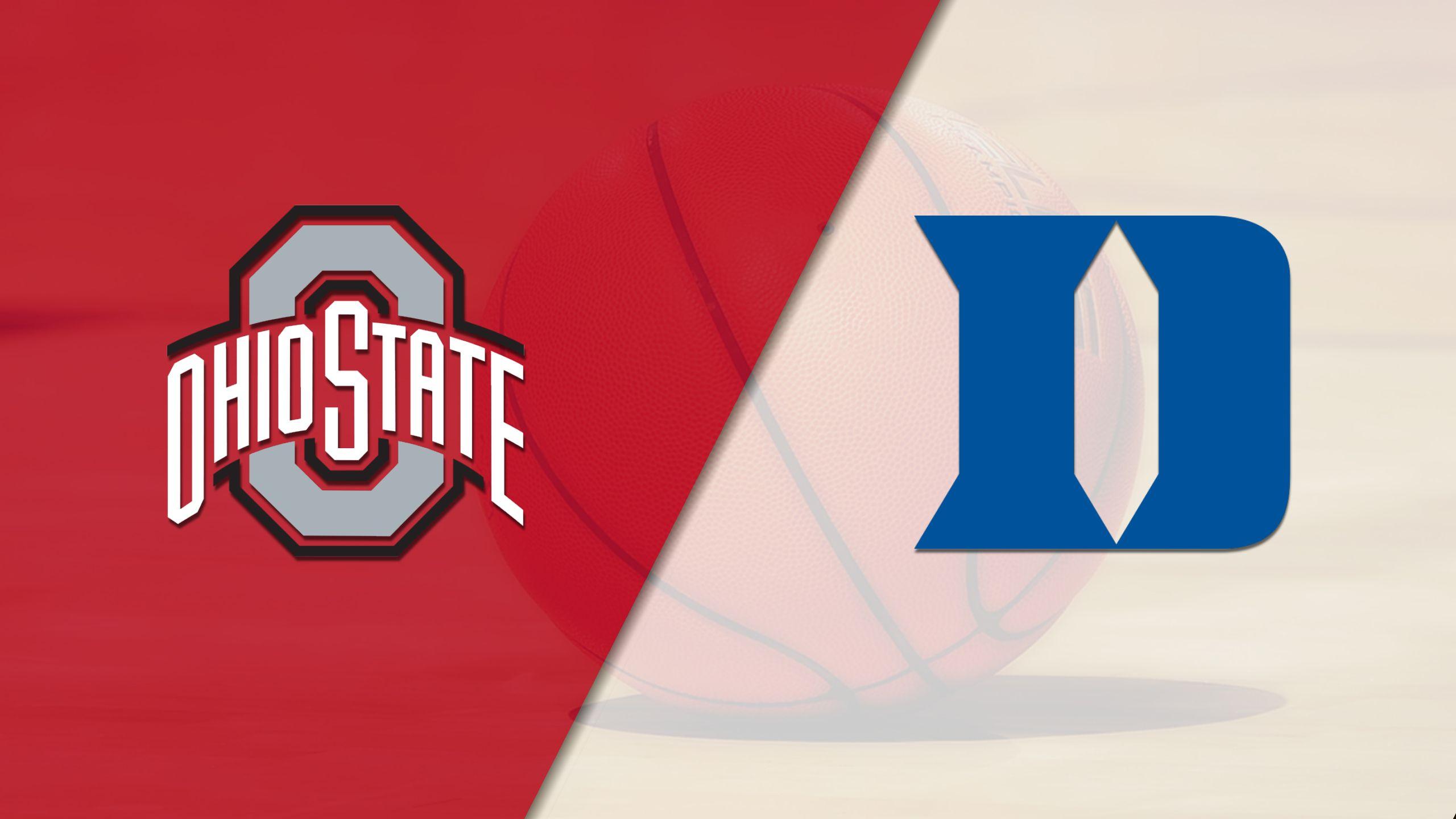 #8 Ohio State vs. #14 Duke (W Basketball)