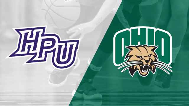 High Point vs. Ohio (W Basketball)