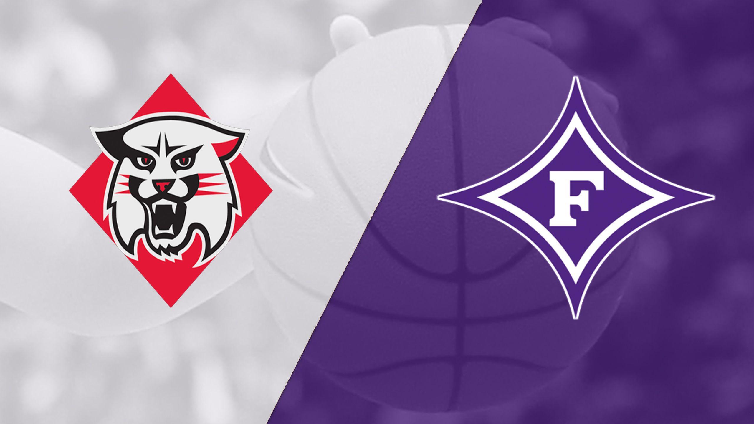 Davidson vs. Furman (W Basketball)
