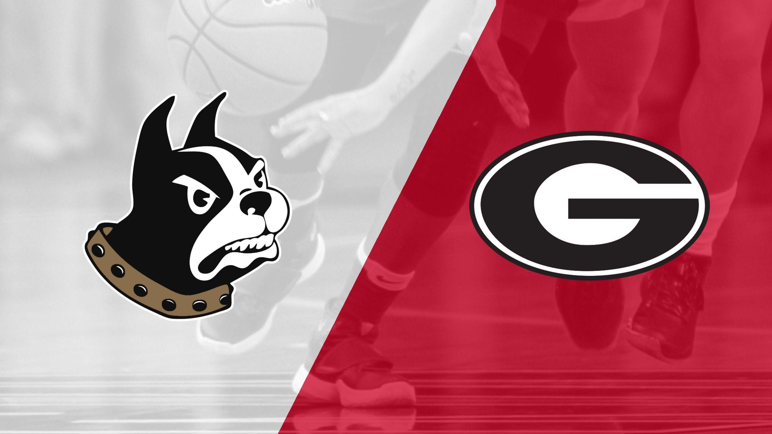 Wofford vs. Georgia (W Basketball)