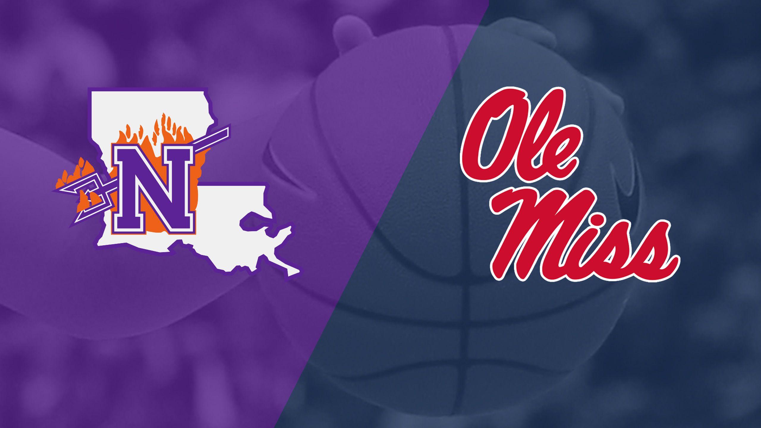 Northwestern State vs. Ole Miss (W Basketball)