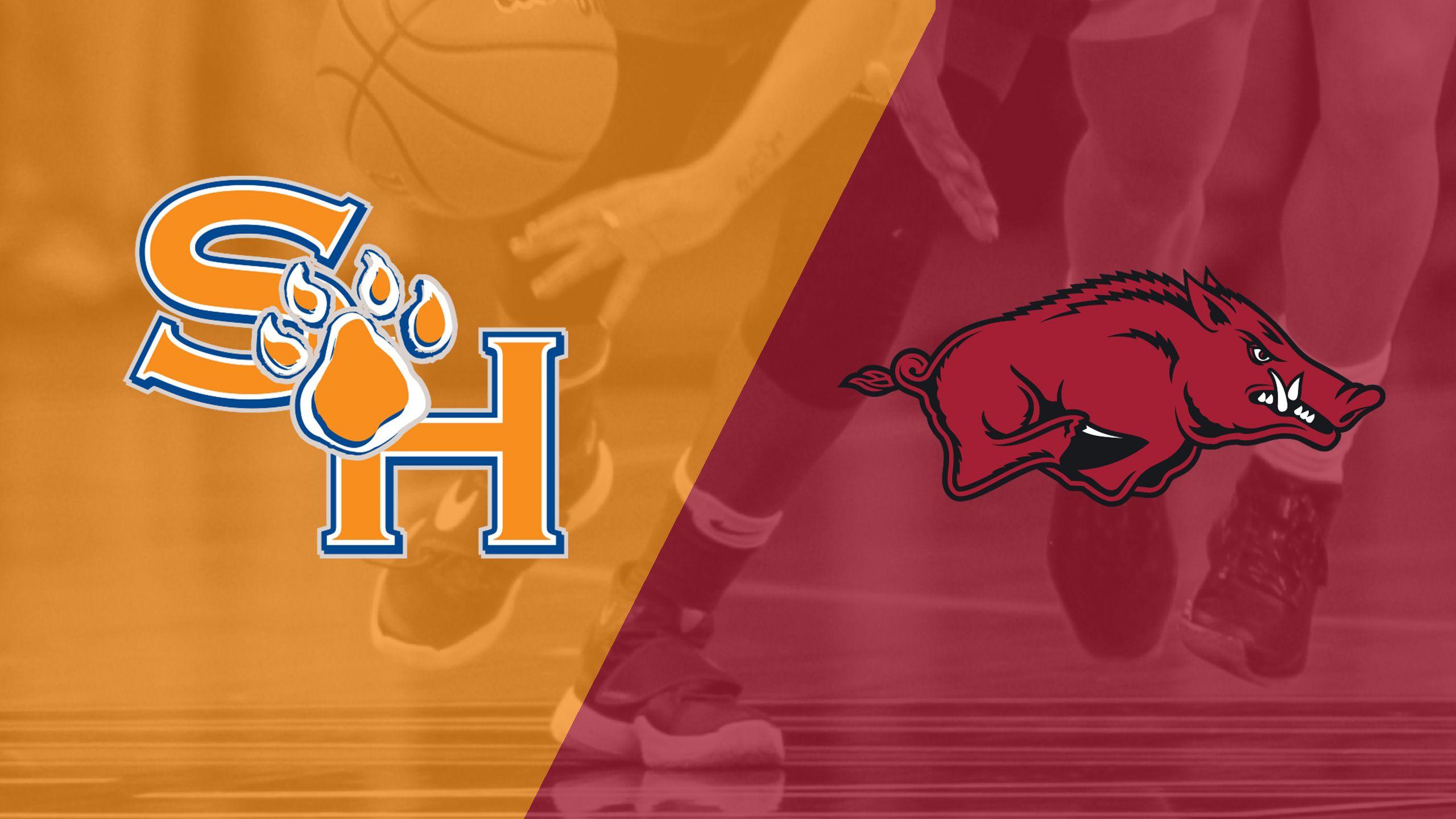 Sam Houston State vs. Arkansas (W Basketball)