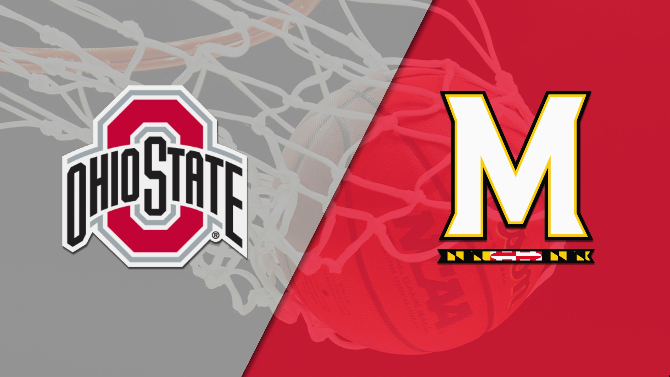 #12 Ohio State vs. #14 Maryland (W Basketball)