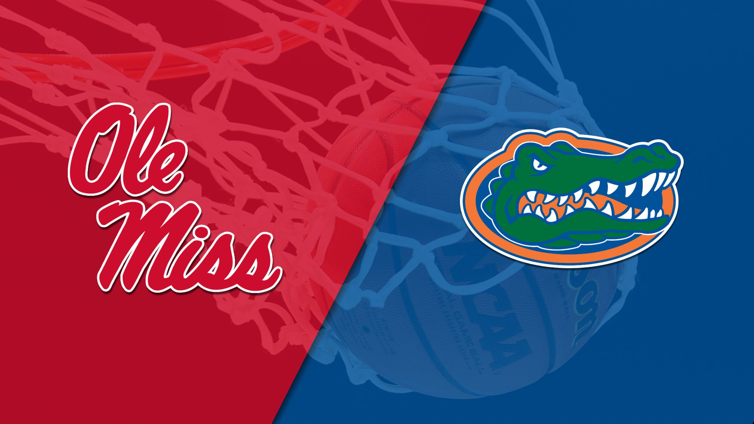 Ole Miss vs. Florida (W Basketball) (re-air)