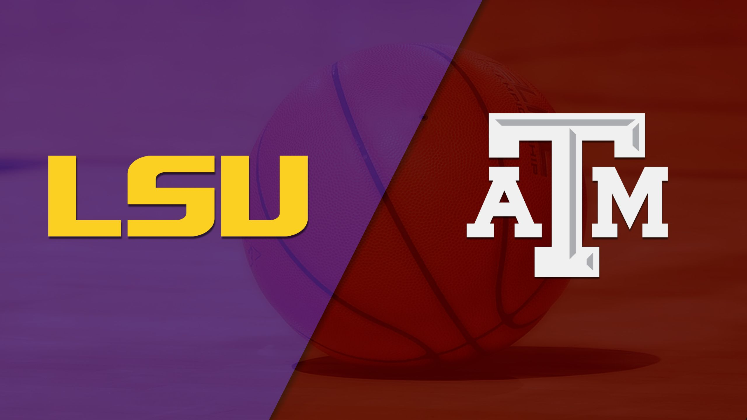 LSU vs. #15 Texas A&M (W Basketball) (re-air)