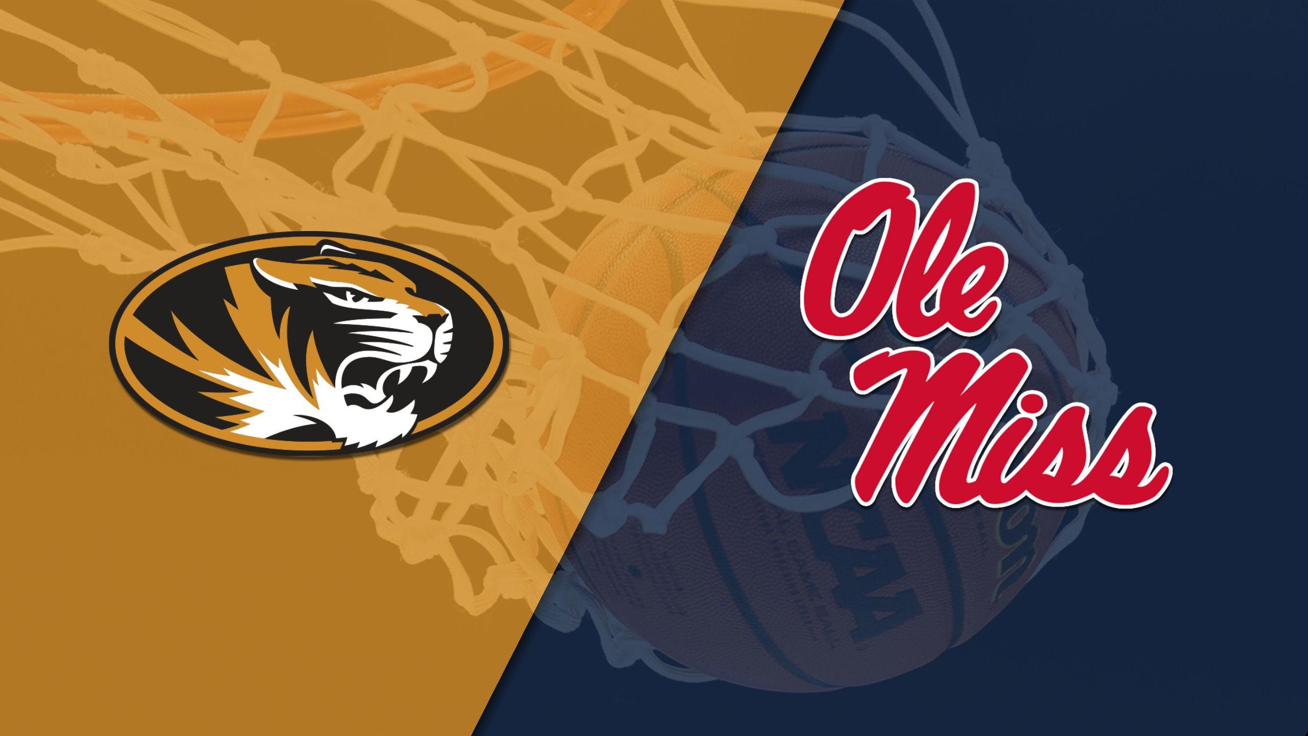 #11 Missouri vs. Ole Miss (W Basketball) (re-air)