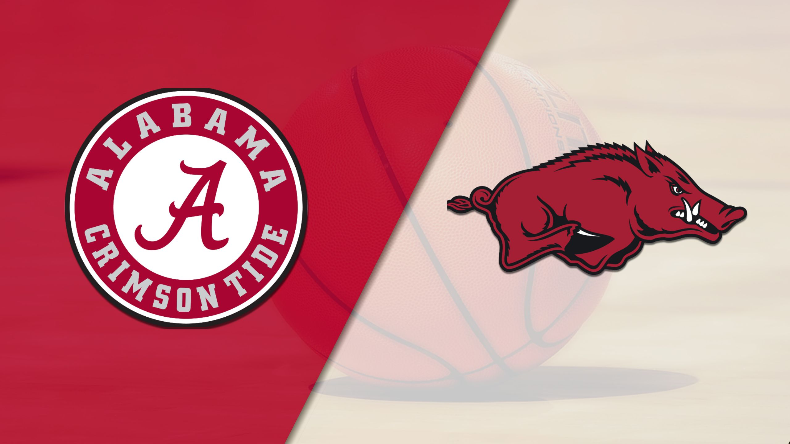 Alabama vs. Arkansas (W Basketball)