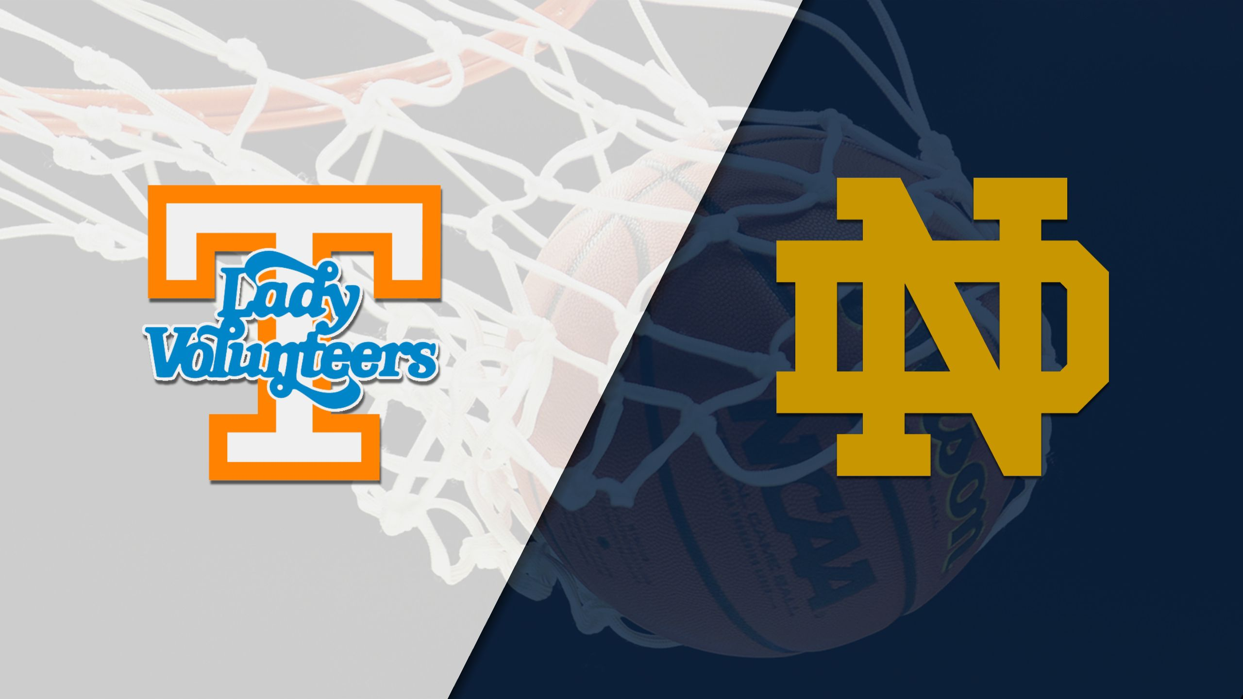 #6 Tennessee vs. #5 Notre Dame (re-air)