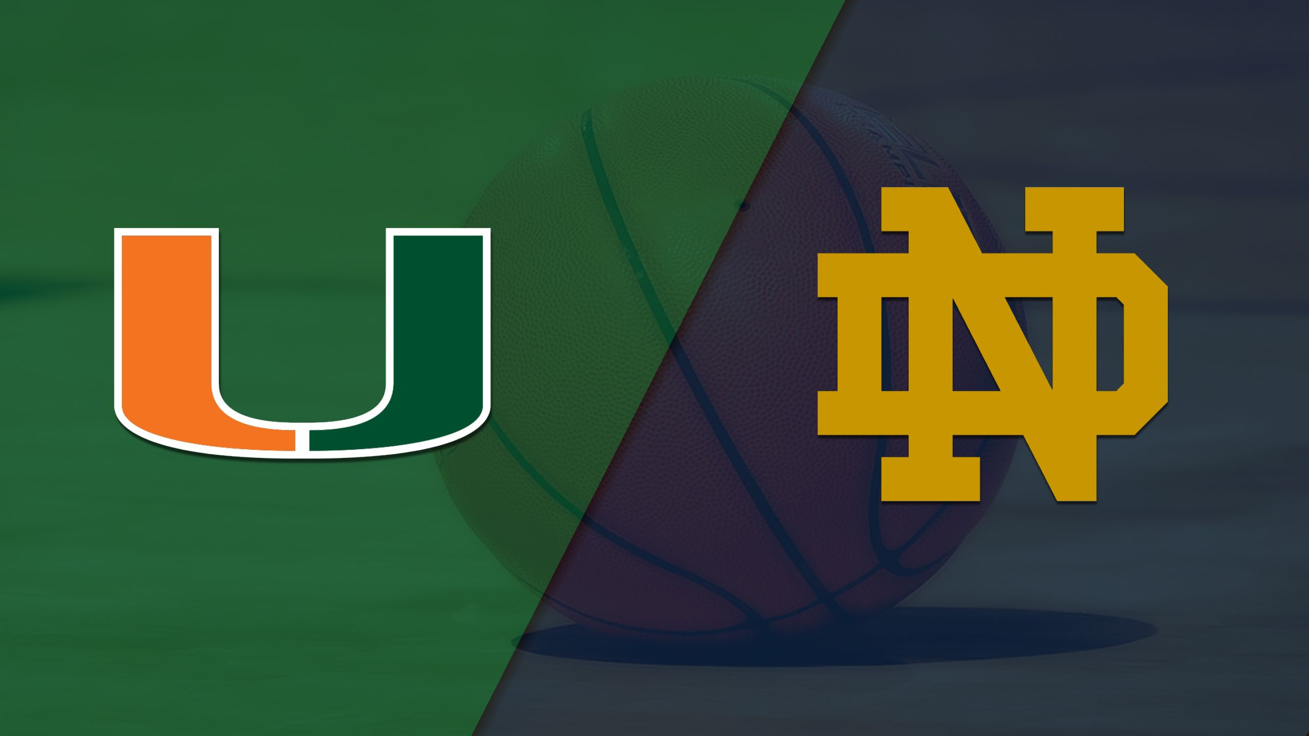 Miami vs. #2 Notre Dame (W Basketball)