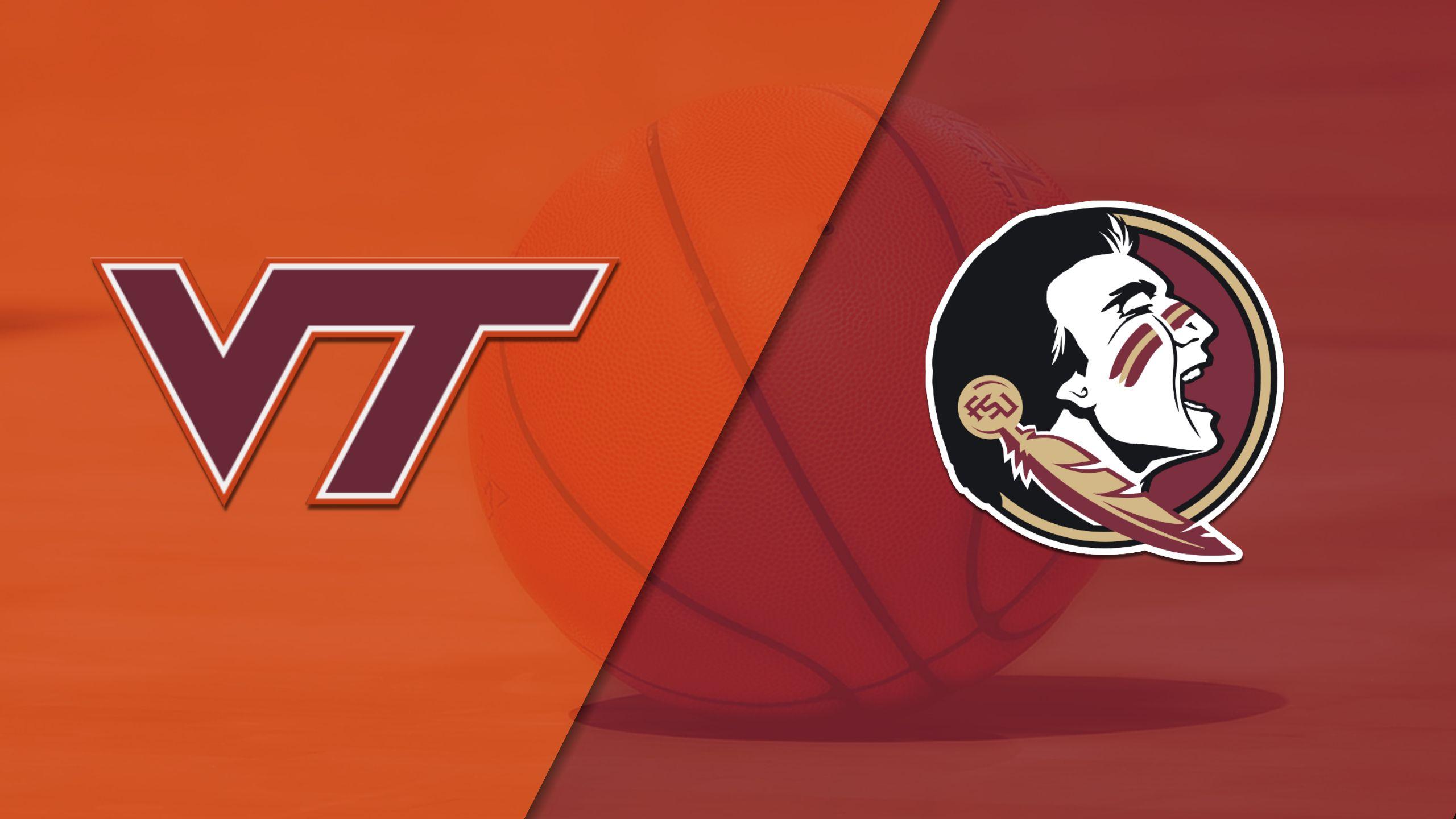 Virginia Tech vs. #13 Florida State (W Basketball)