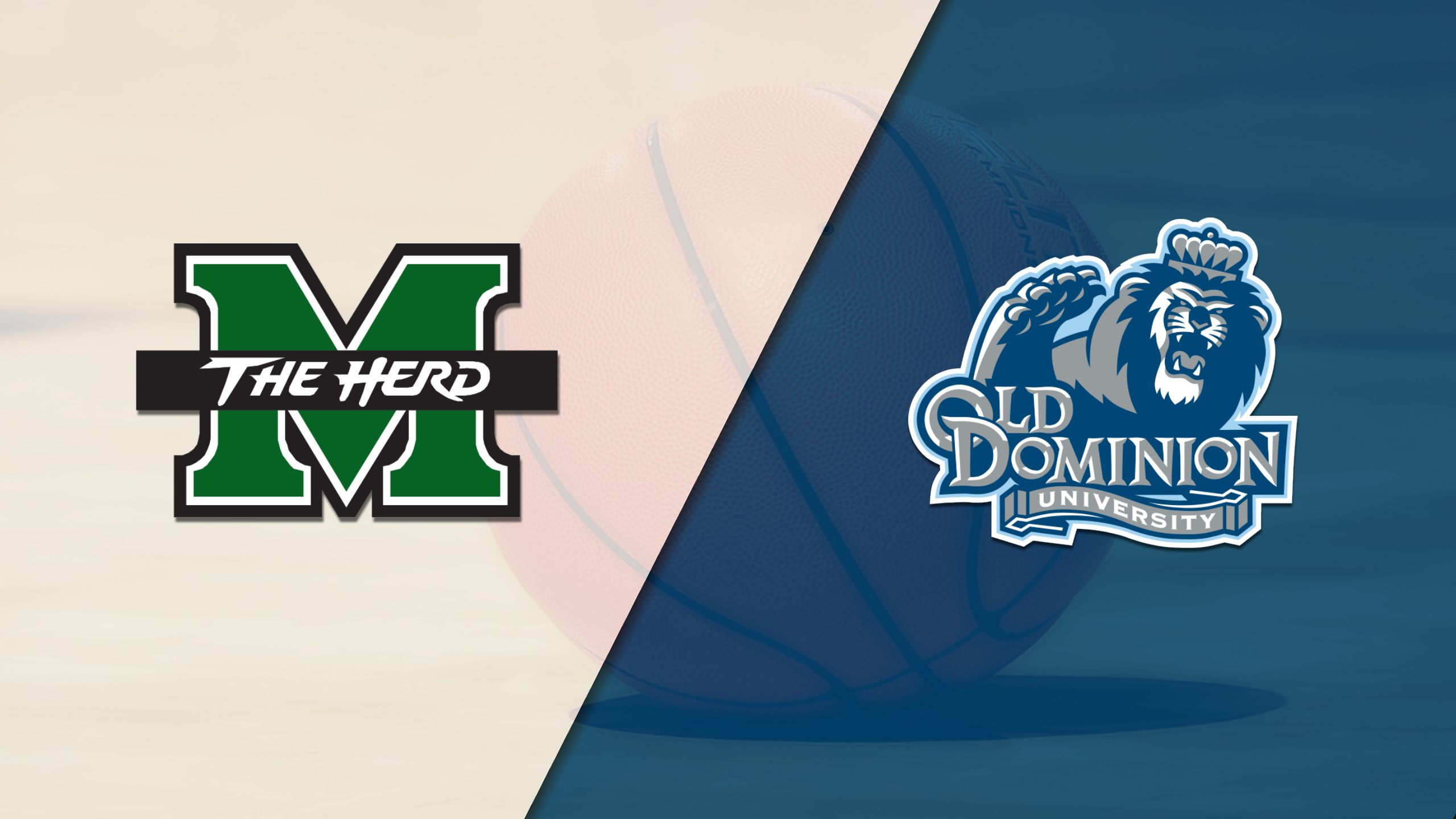 Marshall vs. Old Dominion (W Basketball)