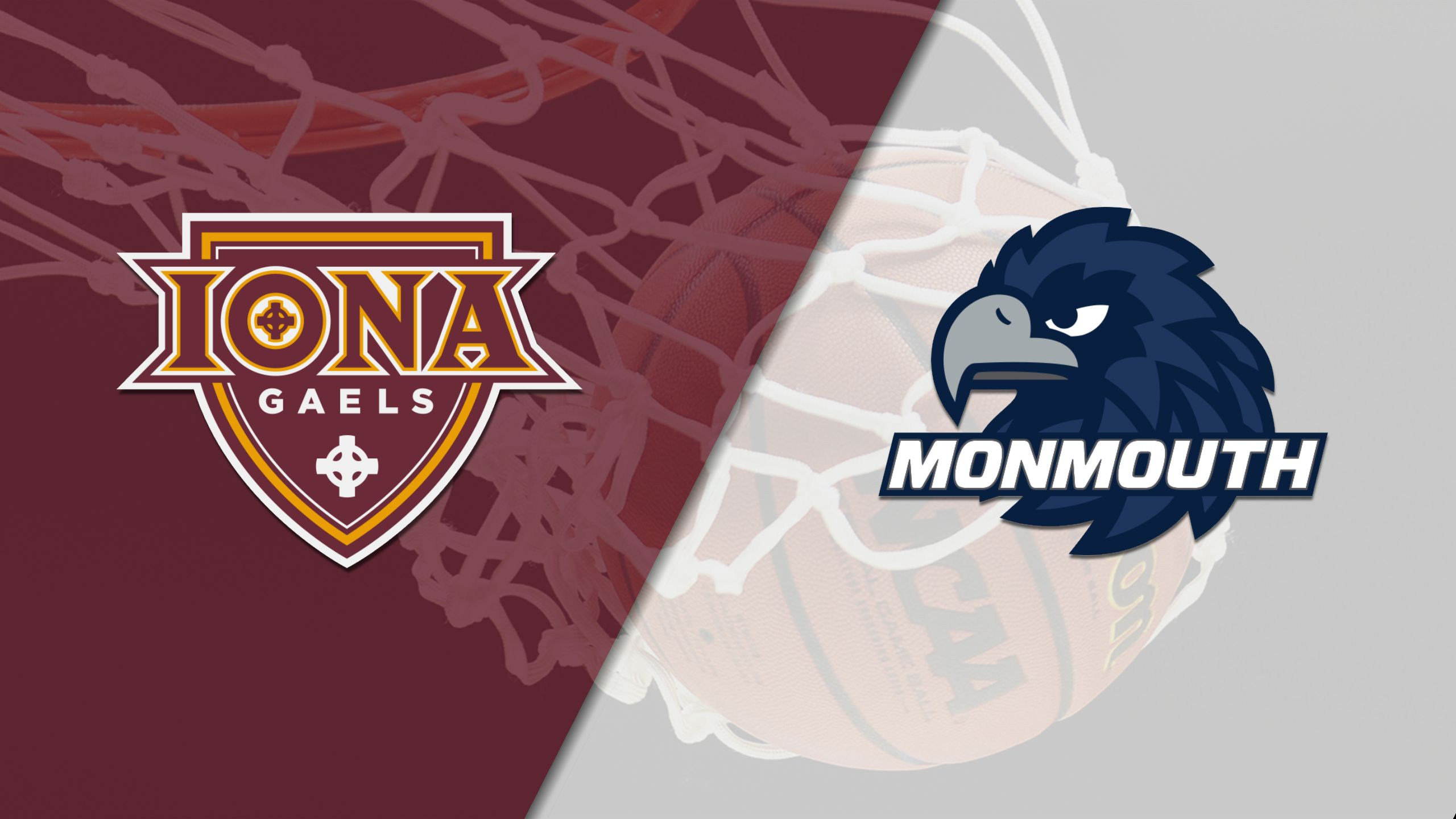 Iona vs. Monmouth (W Basketball)