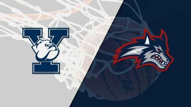 Yale vs. Stony Brook (W Basketball)
