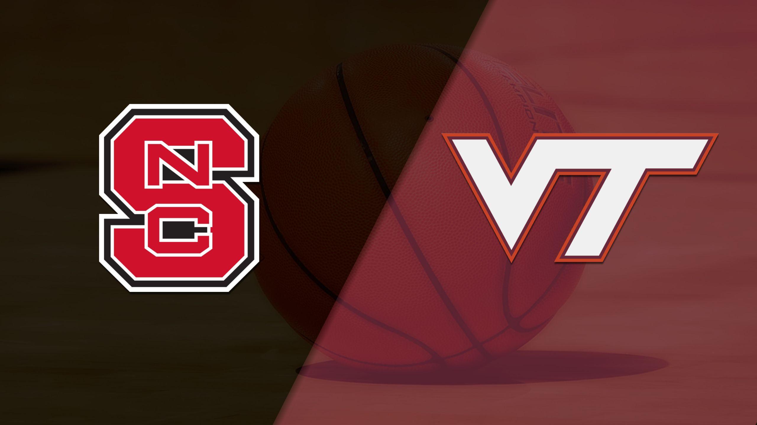 NC State vs. Virginia Tech (W Basketball)