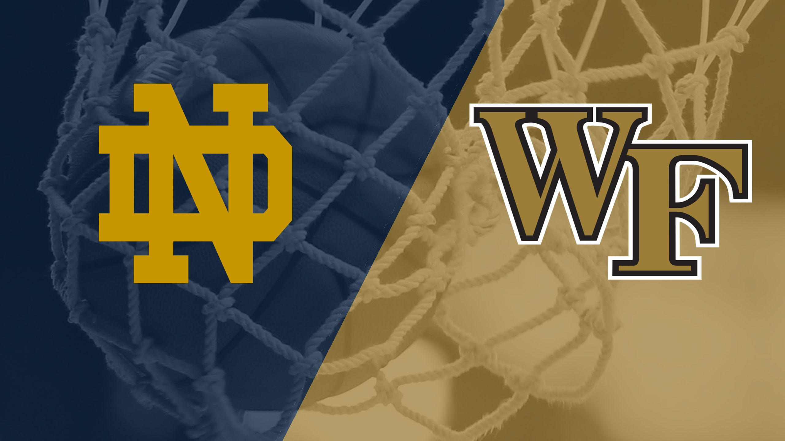 #2 Notre Dame vs. Wake Forest (W Basketball)