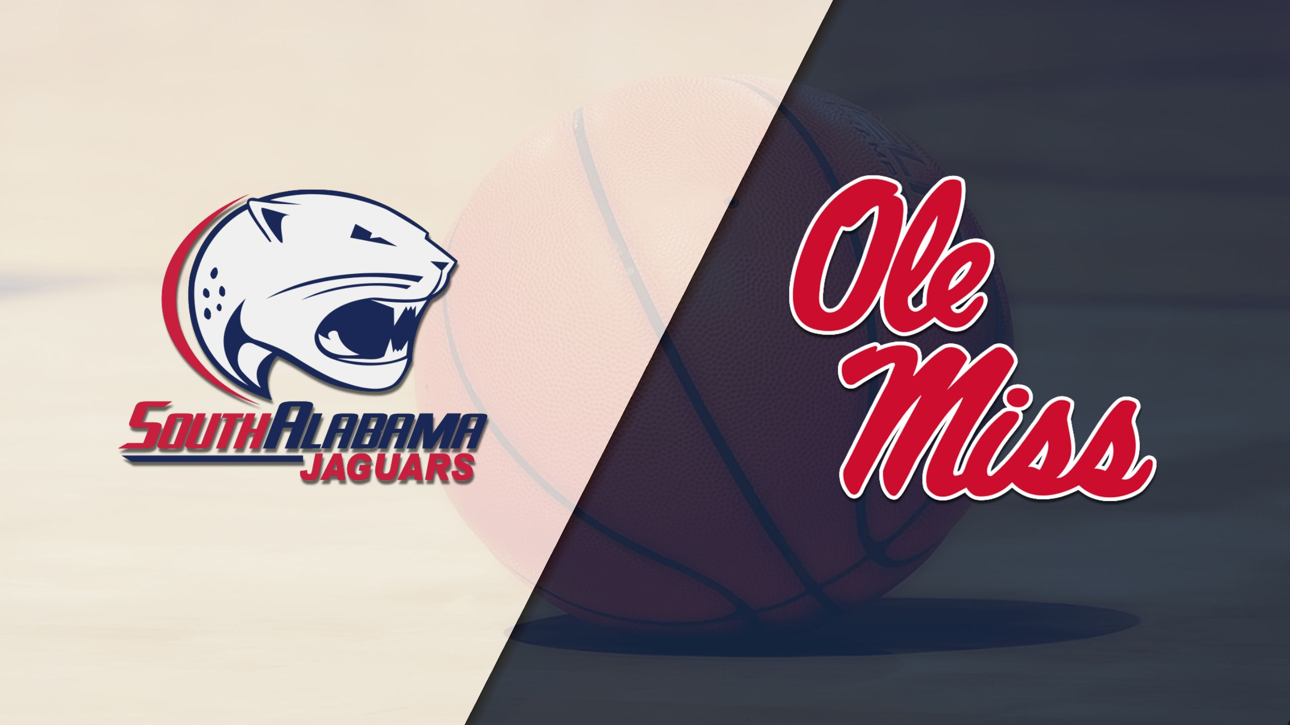 South Alabama vs. Ole Miss (W Basketball)