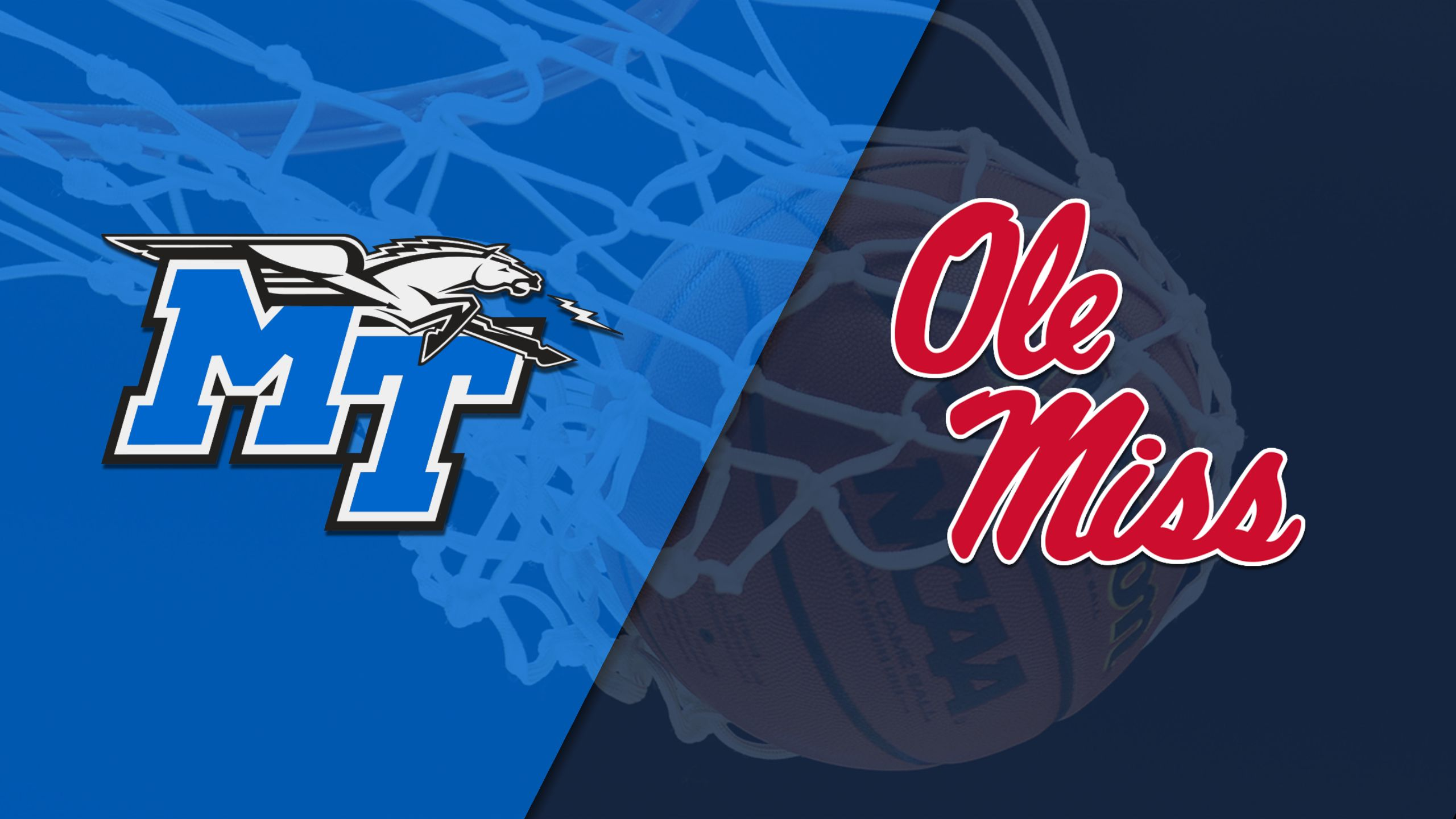 Middle Tennessee vs. Ole Miss (W Basketball)