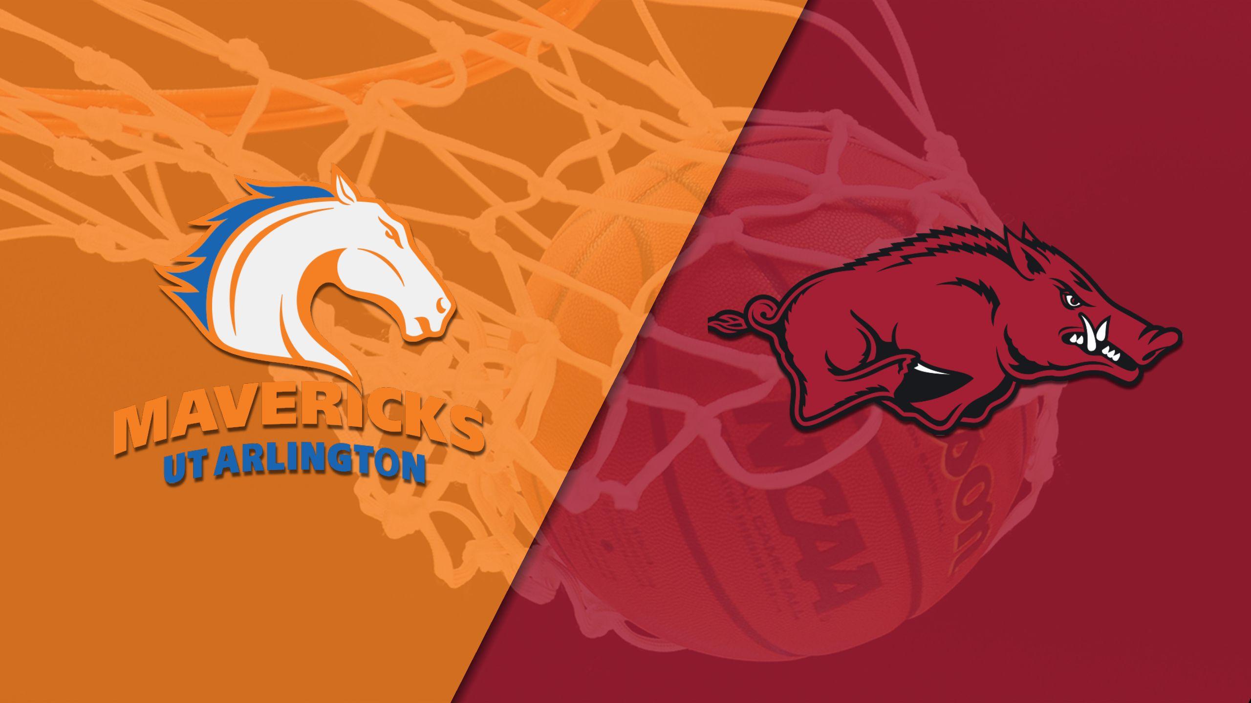 UT Arlington vs. Arkansas (W Basketball)