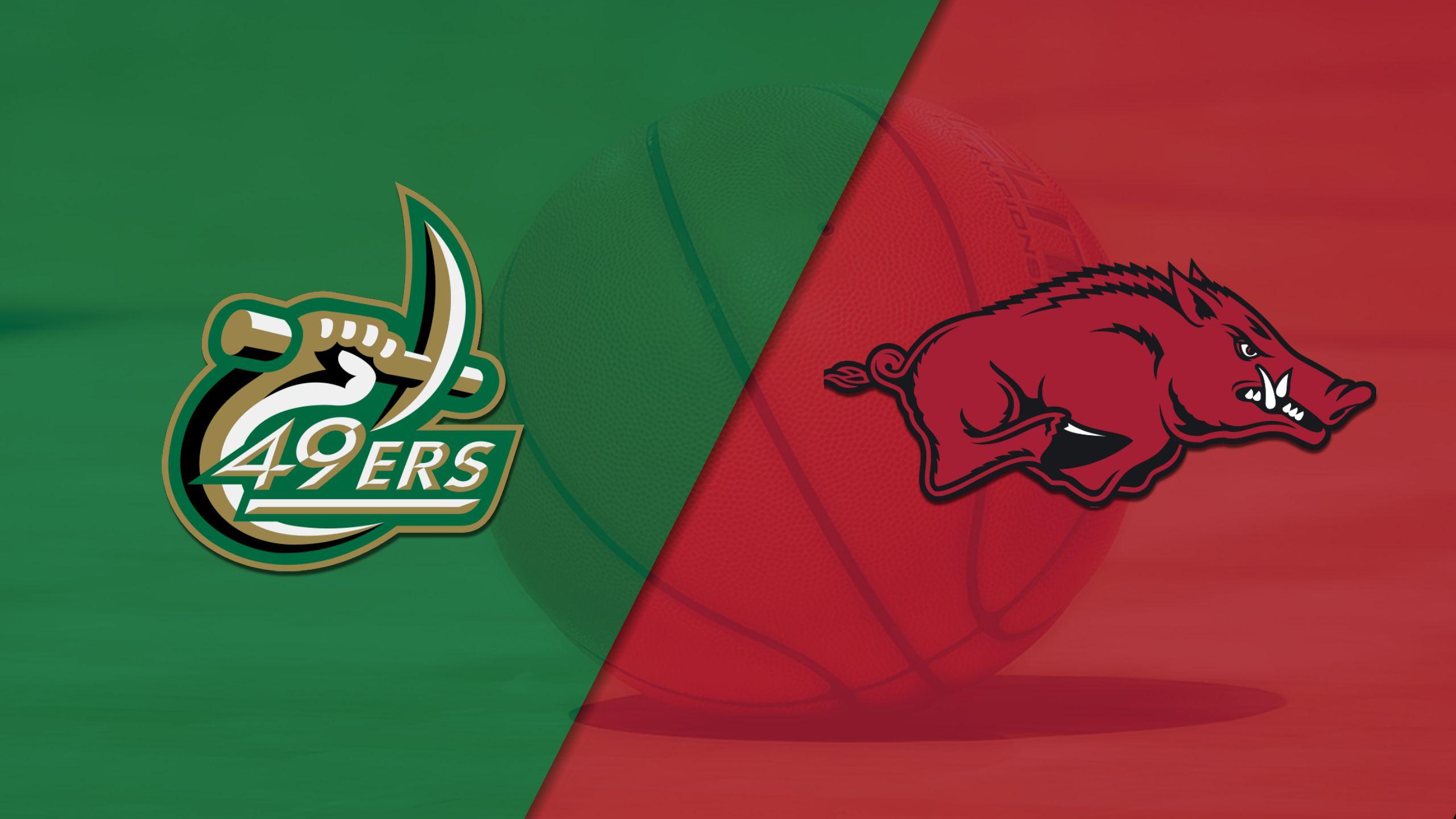 Charlotte vs. Arkansas (W Basketball)