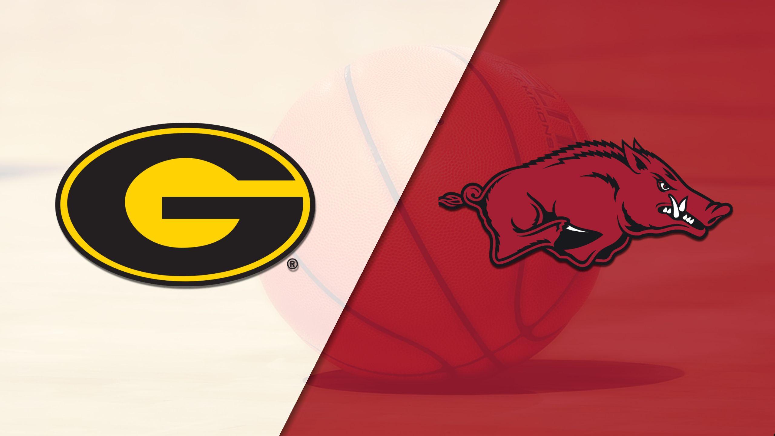 Grambling vs. Arkansas (W Basketball)