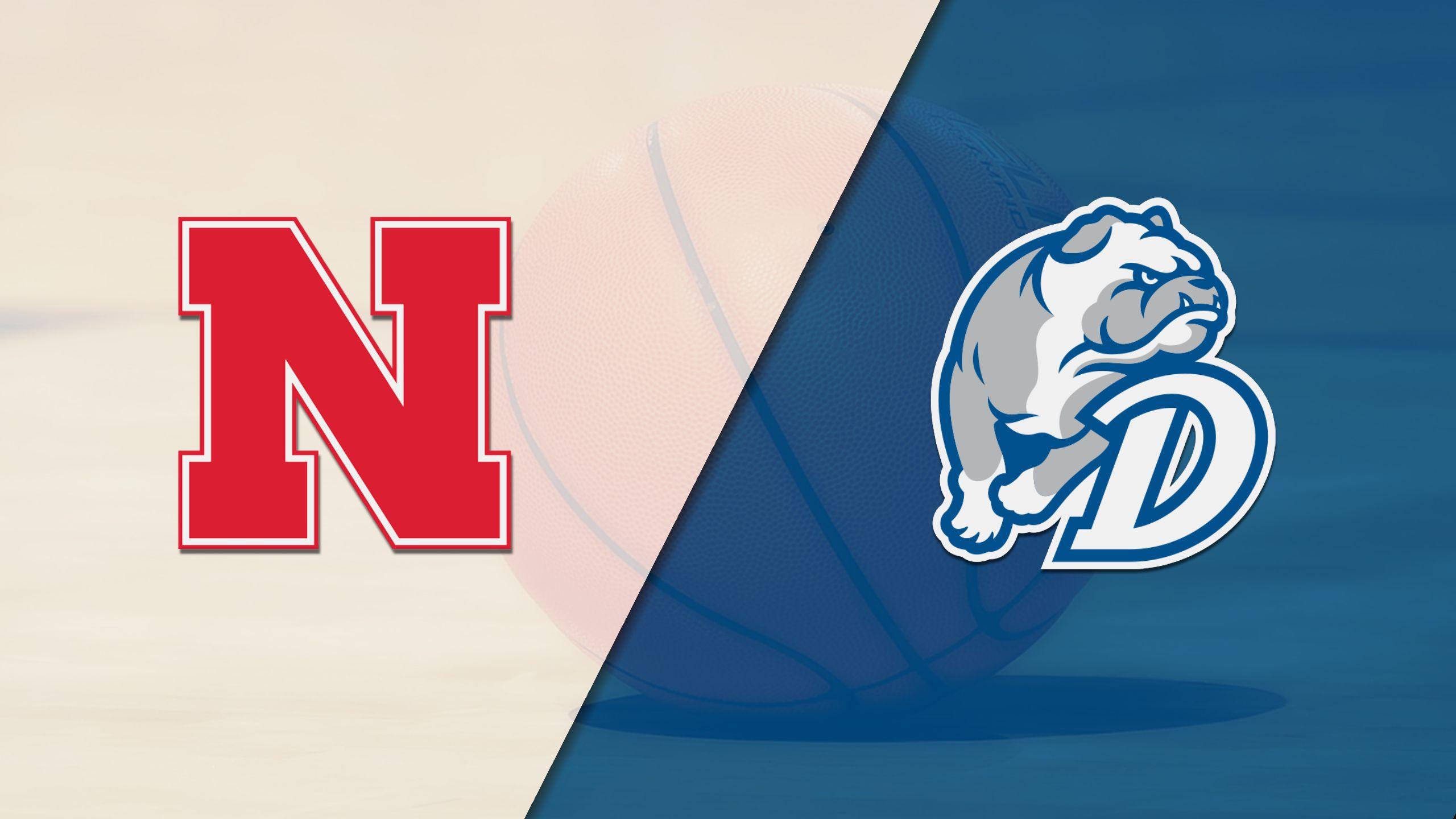 Nebraska vs. Drake (W Basketball)